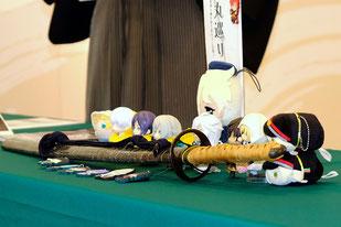 山都町観光文化交流館にて刀剣勉強会開催