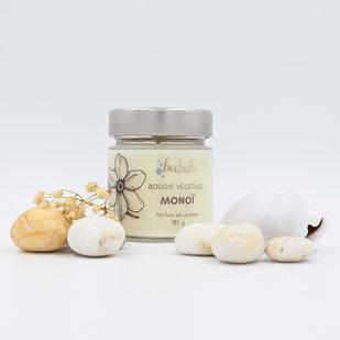 Savon ménage naturel bio bougie végétale parfumée naturelle bocal verre réutilisable