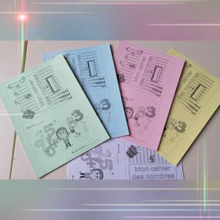 MHM Méthode heuristique Maths Mathématiques cycle2  couverture cahier des nombres