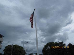 アメリカ合衆国 国旗