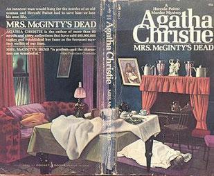 La Sra. McGinty ha muerto.