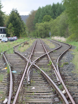 Ehemaliger Bahnhof Netphen (2005)