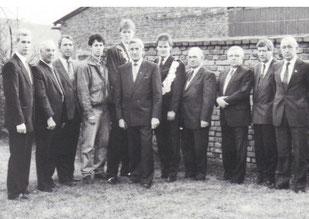 Vorstand 1990