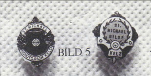 Abzeichen St. Michael Schützengilde 1926
