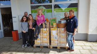 Doing good challenge - Tiertafel RheinErft e.V., Foto: Oetken