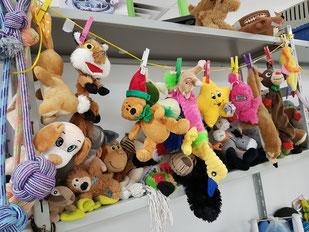 Hundespielzeug Kuscheltiere