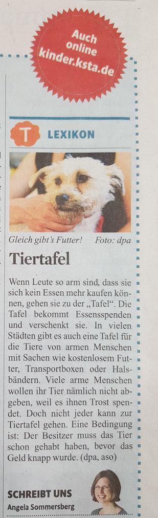 Kölner Stadt-Anzeiger 25./26.07.2015