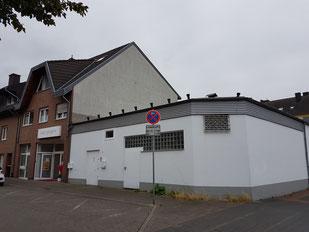 Tiertafel-Ausgabestelle Am Jobberath, Bergheim, Foto: Oetken