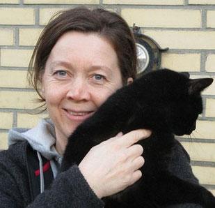 Monika Pitz, Katzenpsychologin
