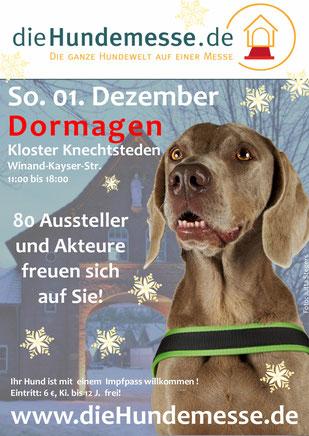 Plakat die Hundemesse