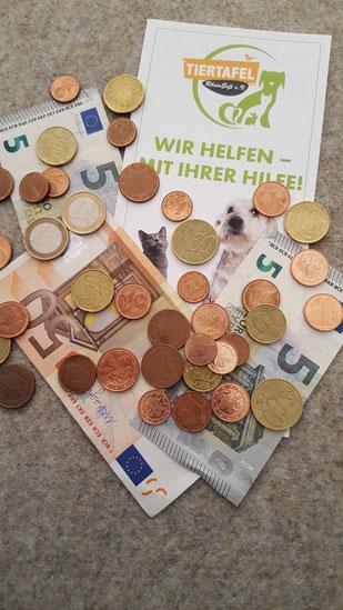 Jeder Cent zählt, Tiertafel RheinErft e.V.