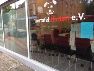 Tiertafel Herten, Foto: Härtel