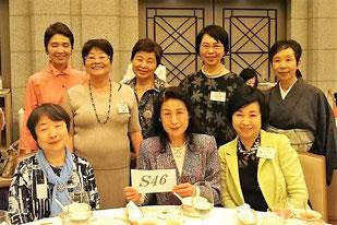 《S46》来年は、松島か蔵王で学年会を考えております。元気なうちに集まりましょう。よろしくねー!今年は参加者が少なく、寂しかったわー。
