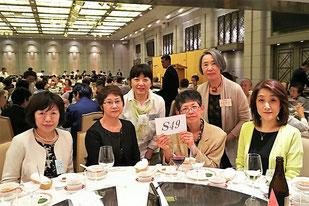 《S49》おいしい中華料理でおなかがいっぱいになり、たくさん話せて楽しい会になりました。