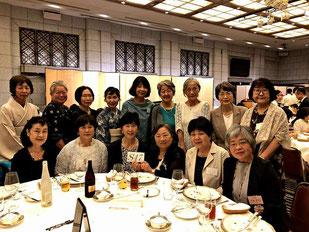 《S47》本部副会長 奥山潤子、東京支部副会長 川田まき子を輩出している優秀な学年でございます。