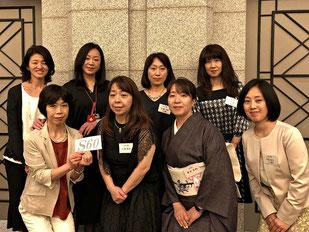 《S60》今回は参加者が8人と増え、にぎやかにお食事を楽しみました。9月には8人で大相撲秋場所ツアーに行くことになりました!