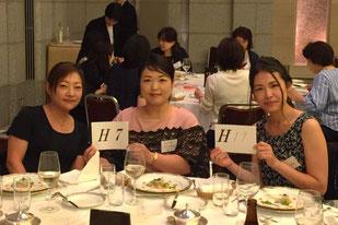 《H7》今年は仲間が増えてうれしかったです(泣)。去年に続き三澤先生素敵でした。三澤先生に、直接お礼を伝えることが出来て、本当に良かった!素敵な時間をすごせました。《H19》色々な年代の方と話すことができる貴重な機会でした。また参加したいと思います。