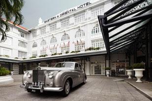 Penang Unterkunft Tipps Eastern & Oriental Hotel