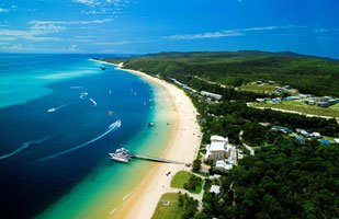 Brisbane Unterkunft Tipps: Tangalooma Island Resort