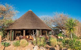 Windhoek Unterkunft Empfehlung Immanuel Wilderness Lodge