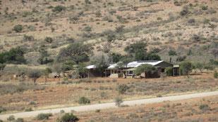 Beste Unterkunft Sossusvlei Namibia