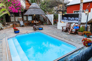 Günstige Hotels Windhoek Chameleon Backpackers