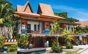 Penang Unterkunft Tipps Lost Paradise Resort