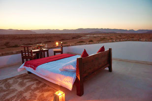 Namibia Sossusvlei Lodge im Park
