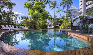 Cairns Hotel Tipps Rydges Esplanade Resort