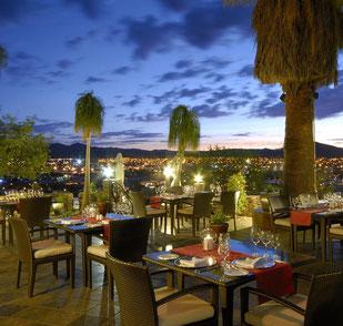 Windhoek Hotel Empfehlung Heinitzburg