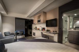 günstige hotels in melbourne Crest on Park