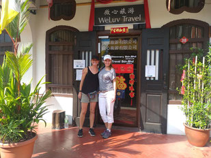 Penang Strandurlaub WeLuv Travel Guesthouse