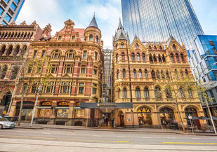 Wo in Melbourne übernachten? The Rialto InterContinental