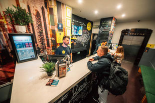 melbourne hotel günstig: United Backpackers
