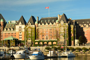 Vancouver Island Hotels Victoria