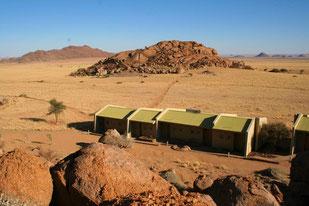 Namibia Sossusvlei Hotels