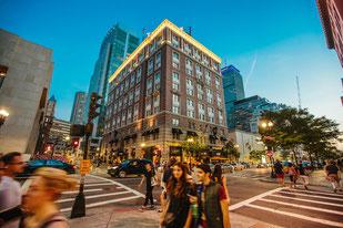 Wo in Boston übernachten? The Lenox