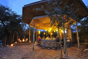 Hotels nahe Etosha Nationalpark  Etosha Village