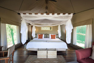 Hotels nahe Etosha Nationalpark Ongava Tented Camp