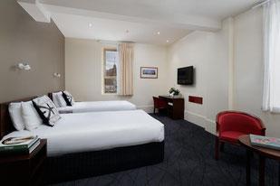 Günstige Melbourne Hotels im Zentrum The Victoria Hotel