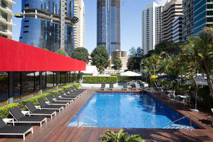 Brisbane Hotel cbd: Royal on the Park