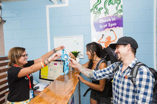 Cairns Hotels günstig: Mad Monkey Backpackers Waterfront