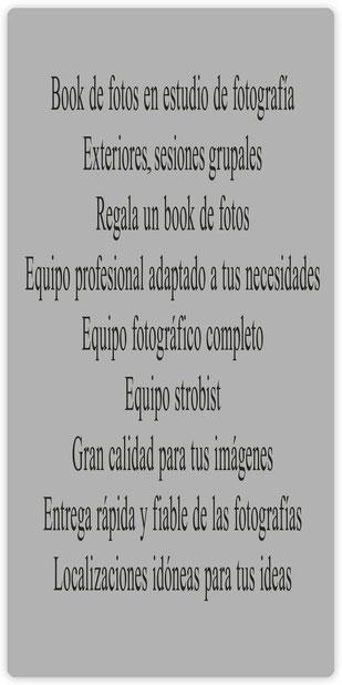 book de fotografías, sesiones de fotos, modelos, eventos sociales, estudio de fotografía, victor cruz fotografías