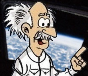 Dr. Reynaldus Brocker   Weltraumwissenschaftler