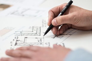 Planung von Garten- und Landschaftsbauprojekten