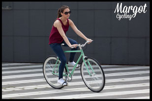 Bicicletas fixie Margot Cycling