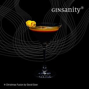 Ginsanity Christmas Fusion