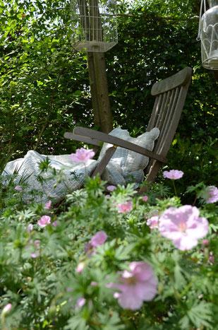 Mein Lieblingsplatz unter freiem Himmel - Sternschnuppe home & garden