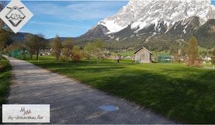 Zugspitze Bergschmuck Tiroler Zugspitzarena