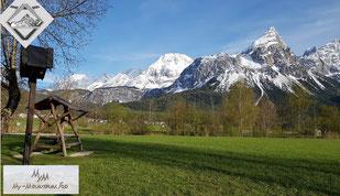 Sonnenspitze Bergschmuck Tiroler Zugspitzarena